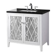Vanity Base Crawford And Burke Evelyn Vanity Base With Stone Top And Sink