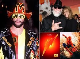 Macho Man Randy Savage Halloween Costume Randy U0027macho Man U0027 Savage Dead Wrestling Stars U002780s