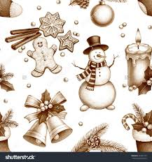pencil drawings of christmas how to draw a realistic christmas