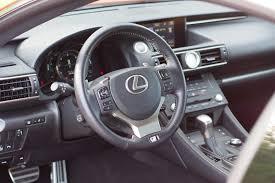 lexus sedan 2016 interior 2016 lexus rc 200t review autoguide com news