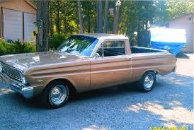 ranchero car 1964 ford ranchero