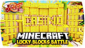 Block Island Map Minecraft Lucky Blocks Casino Island Map Mod Pvp Battle Challenge