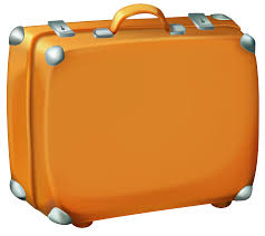 Suitcases Brown Suitcase Clipart Image Gallery Yopriceville High