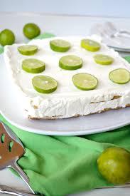 key lime green key west u0026 key lime icebox cake the baking fairy
