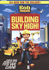 bob builder 2010 2019 release dvds ebay