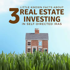 3 known facts about real estate investing in self directed iras