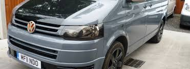 volkswagen van front view work and leisure vehicles ltd converting repairing and