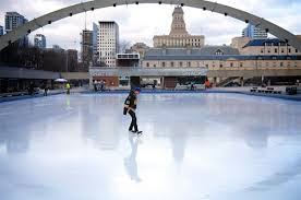 nathan phillips square ice rink city of toronto