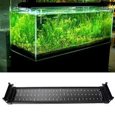 aquarium lights for sale aquarium fish tank smd led light l 11w 2 mode 50cm 60 white 12