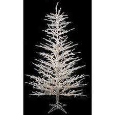 this pre lit silver twig tree indoor outdoor would look