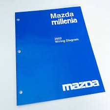 2002 mazda millenia oem workshop service repair manual u0026 wiring