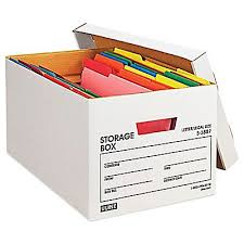 file boxes file storage boxes cardboard storage boxes in stock