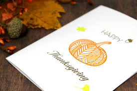 get ready for thanksgiving with these handmade thanksgiving cards
