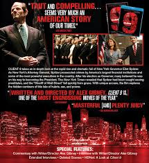 client 9 the rise and fall of eliot spitzer official movie site