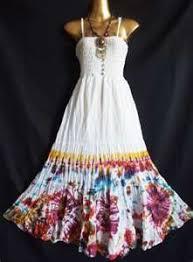 tie dye wedding dress beautiful tie dye wedding dress image on wow dresses gallery 45