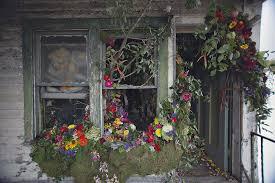 flower house three dozen floral designers transform a condemned detroit duplex