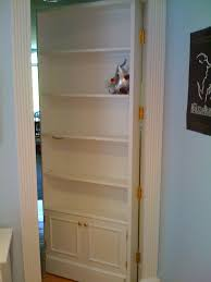 secret bookcase door sunrise woodwork