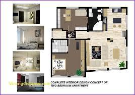 2 Bedroom Designs Luxury Interior Design 2 Bedroom Apartment Home Design Ideas Picture