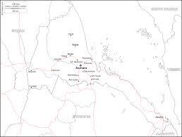 Eritrea Map Eritrea Free Map Free Blank Map Free Outline Map Free Base Map
