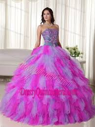 sweet fifteen dresses multi colored quinceanera dresses two tone three tone gowns