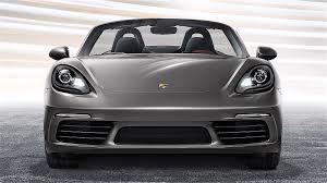 Porsche Boxster 718 - porsche 718 boxster 982 specs 2016 2017 autoevolution