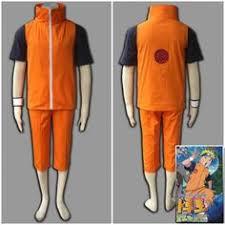 Naruto Costumes Halloween Robe Naruto Akatsuki Shippuuden Ninja Halloween Cosplay