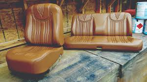 Ford Truck Upholstery Street Rod Seating Part 1 Street Trucks Ford Trucks