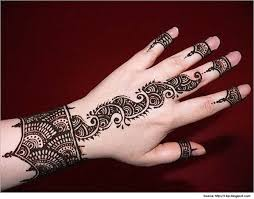 16 best arabic henna designs for ramadan
