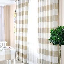 Vertical Striped Shower Curtain Vertical Striped Curtains Duck Egg Stripe Curtains House Brown