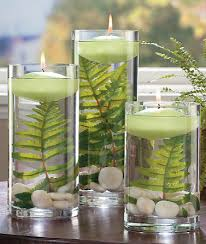 Home Decor Candles This Inexpensive Diy Floating Candles With Fern Leaves Is A Very