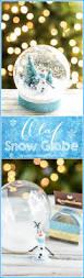 diy frozen olaf snow globe a pumpkin and a princess handmade