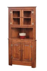 amish primitive pine corner kitchen hutch primitives pine and