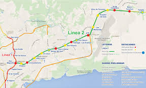 La Salle Campus Map Ciudad Fcc Panama Metro Line 2