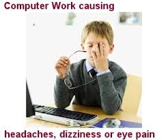 Light Headed Dizzy Nausea Eye Muscle Strain As The Cause Of Dizziness And Headaches