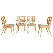 used modern furniture for sale home decor amusing maple dining chairs u0026 1950s american modern
