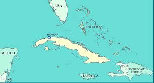Florida Map Usa Cuba Factoids Cubano Cuba