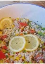 cuisiner du riz blanc riz blanc aux crudités