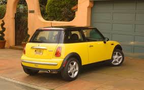 2003 mini cooper information and photos zombiedrive