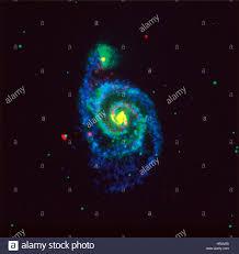 whirlpool galaxy whirlpool galaxy m51 ngc 5194 stock photo royalty free image