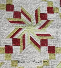 stitchin at home bloggers quilt festival guild 2017 bom
