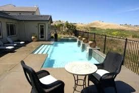 Small Backyard Inground Pool Design by Small Backyard Pool Idea U2013 Bullyfreeworld Com