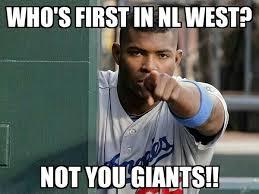 La Dodgers Memes - dodgers giants