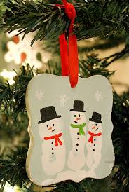 diy ornaments using and