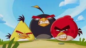 angry birds netflix
