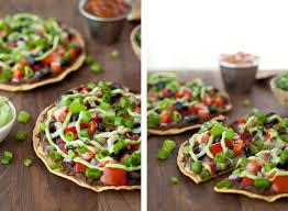 California Pizza Kitchen Tostada Pizza Skinny Mexican Pizza Snixy Kitchen