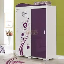 armoire pour chambre enfant armoire enfant fille bleu idées décoration intérieure farik us