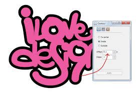 membuat garis 3d di photoshop cara membuat bubble typo mennggunakan corel draw x4 kelas desain