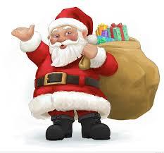 funny santa wishing happy new year hd cartoon 2016