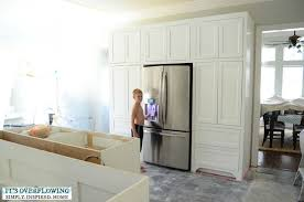 kitchen cabinets installed its overflowing