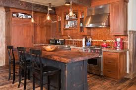 pine kitchen islands 20 rustic kitchen island designs ideas design trends premium